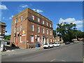 SZ0391 : Parkstone post office by Malc McDonald