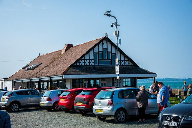 Beach Pavilion, Llanfairfechan