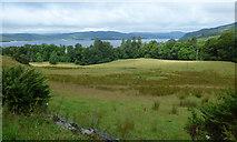 NR9383 : Field near Corra Farm by Thomas Nugent