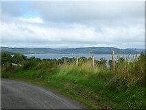 NR9384 : Loch Fyne by Thomas Nugent