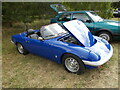 TF1207 : 1965 Lotus Elan at the Maxey Classic Car Show - August 2021 by Paul Bryan