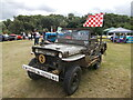 TF1207 : 1942 Willys Jeep at the Maxey Classic Car Show - August 2021 by Paul Bryan