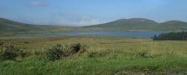 Deer's Meadow Wetland from the B27