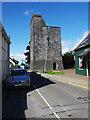 S5155 : Maudlin Castle (1), Maudlin Street, Kilkenny by P L Chadwick