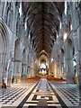 SO8554 : Worcester Cathedral by Chris Allen