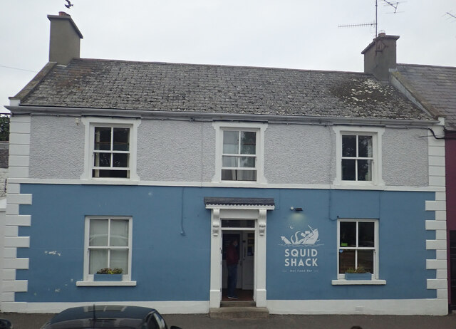 The Squid Shack Takeaway, Main Street, Dundrum