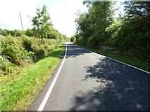 NR9381 : The B8000 road near Otter Ferry by Thomas Nugent