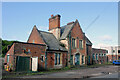 SY2496 : Former Station, Shute Road, Seaton Junction by Jo Turner