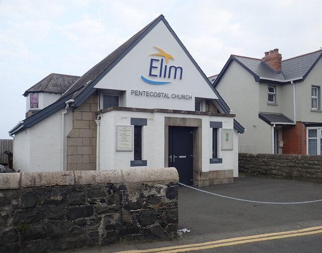 Elim Pentecostal Church, Newcastle