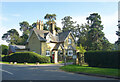 SU5764 : Shalford Lodge, Wasing Park by Des Blenkinsopp