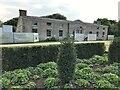 TF8742 : Renovation of the orangery on the Holkham Estate by Richard Humphrey