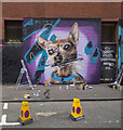 J3374 : Hit The North 2021, Belfast by Rossographer