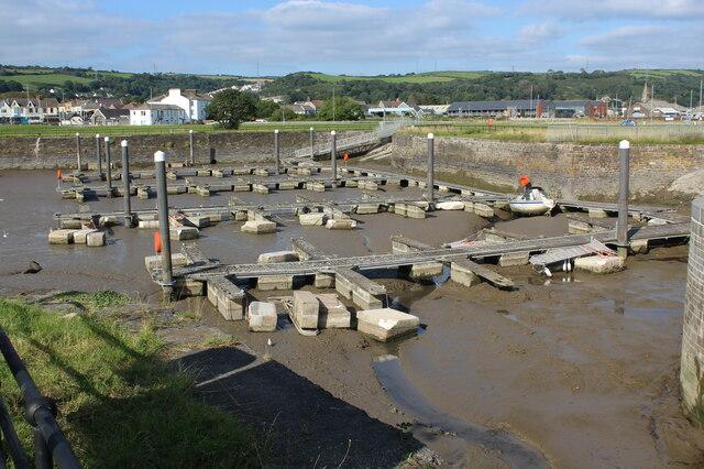East Dock, Burry Port