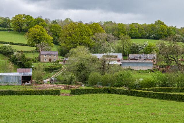 Little Walk Mill Farm and Great Walk Mill Farm