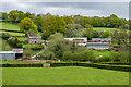 SO3729 : Little Walk Mill Farm and Great Walk Mill Farm by Ian Capper