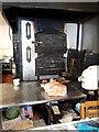 SX5169 : Bread ovens inside Honey's Bakery by Vieve Forward