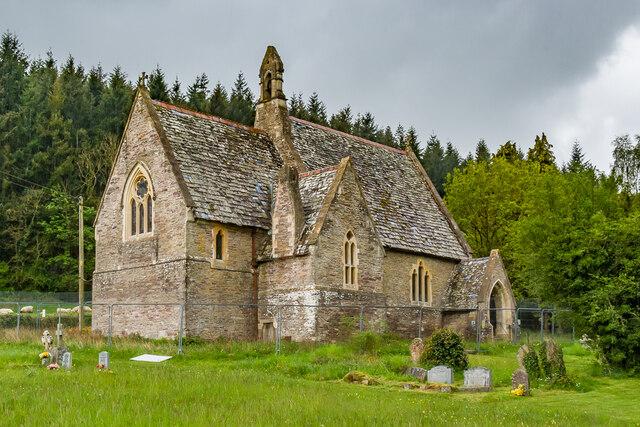 St Michael's Church, Dulas