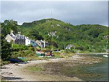 NR9873 : Port Driseach by Thomas Nugent