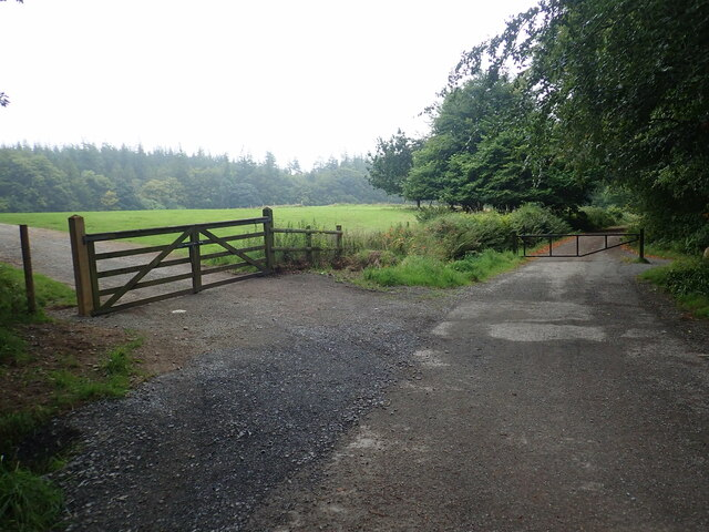 Gates at Tollymoree Park