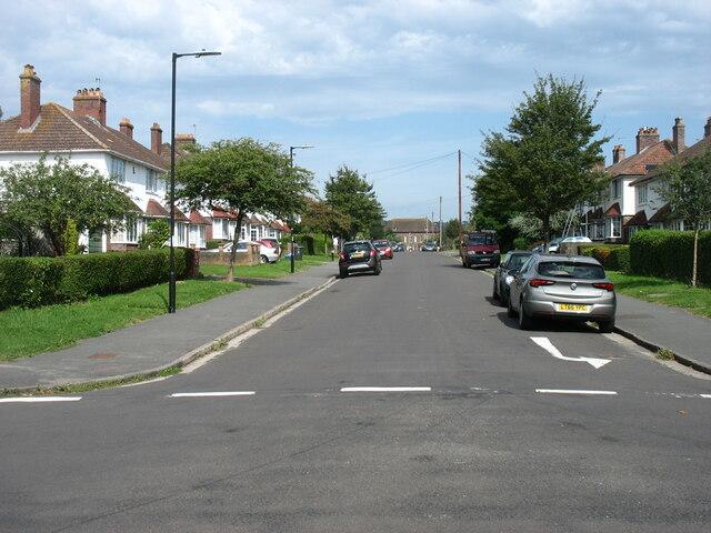 St Edyth's Road, Sea Mills, Bristol