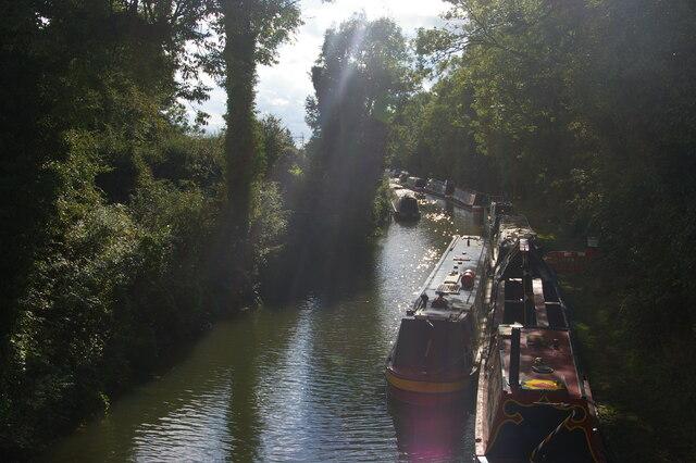 Stretton Arm, Oxford Canal