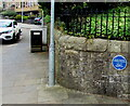 SS9079 : Corner of Nolton Street and Court Road, Bridgend by Jaggery
