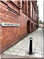 SP0787 : Coleridge Passage, Birmingham by Robin Stott