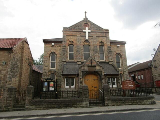 Trinity Methodist Church, Mansfield Woodhouse