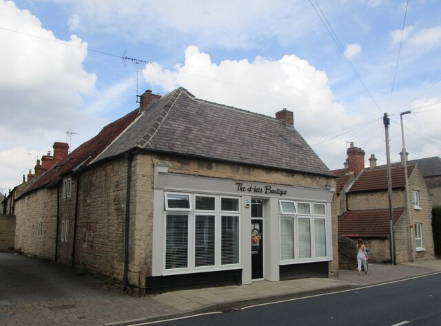 The Hair Boutique, Mansfield Woodhouse by Jonathan Thacker