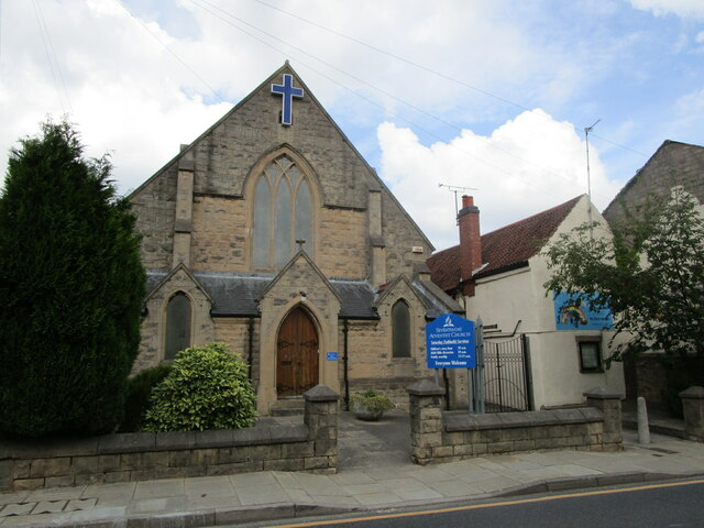 Seventh Day Adventist Church, Mansfield Woodhouse