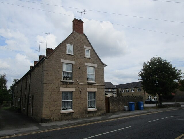 Cottages, Portland Street, Mansfield Woodhouse