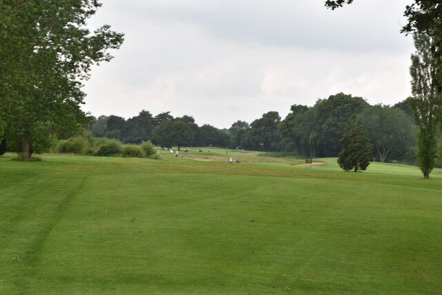 Poult Wood Golf Course