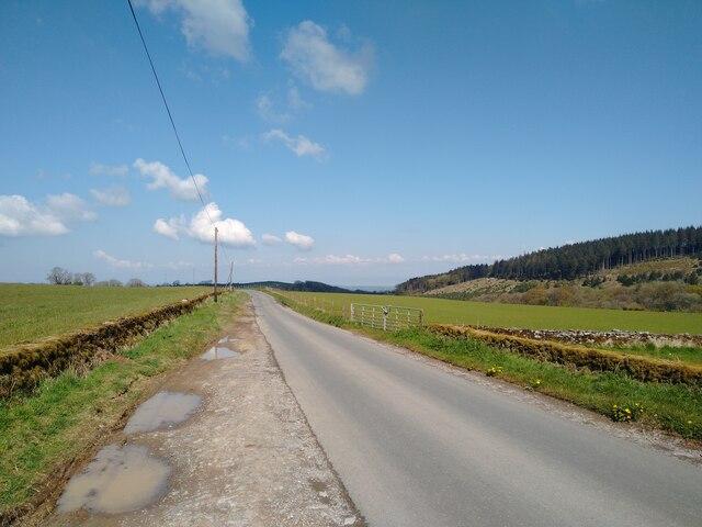 View toward Longbottom