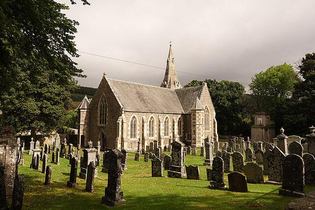 Strathdon Parish Kirk