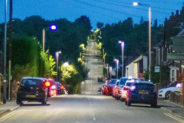 Moira Road, Donisthorpe