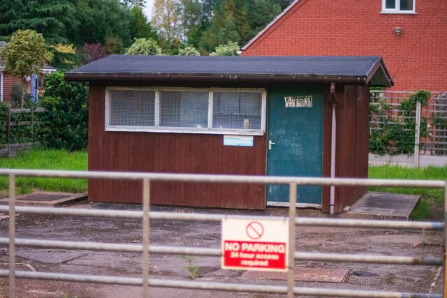 Sewage Pump House, Donisthorpe