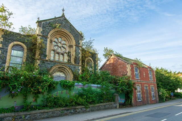 Moreia Welsh Baptist Church, Menai Bridge
