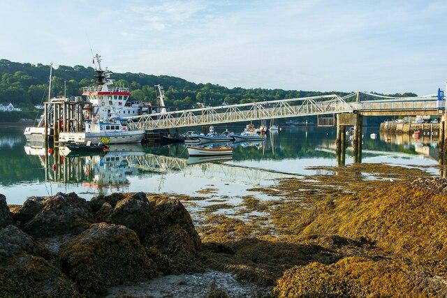 St George's Pier, Menai Bridge