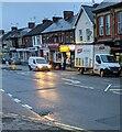 ST3089 : Bobby's white van, Crindau, Newport by Jaggery