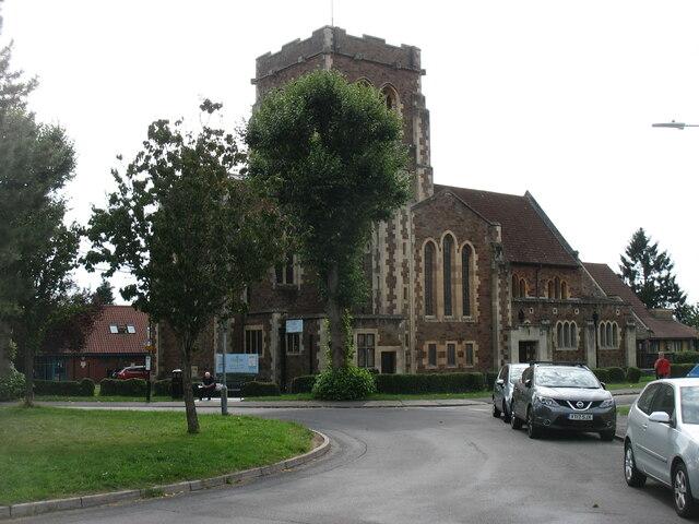 St Edyth's Church, Sea Mills, Bristol