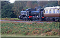 SO8074 : Severn Valley Railway - double headed pannier tanks to Bewdley by Chris Allen