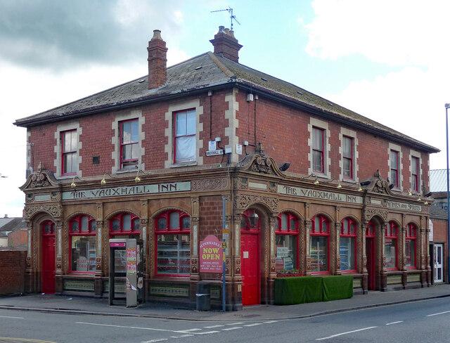 Former pub, Barton Street, Gloucester