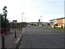 NS6162 : Dalmarnock Road (A740) by JThomas