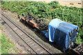 SO7289 : Severn Valley - Railway - steam crane by Chris Allen