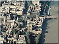 TQ3079 : Aerial view of Westminster by Alan Hughes