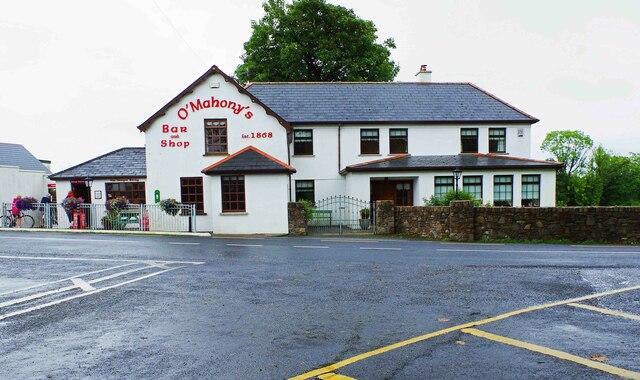 O'Mahony's Bar & Shop, Shanacool, Durrow, Co. Waterford