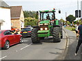 TF1505 : Tractor road run for charity, Glinton - September 2021 by Paul Bryan