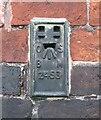 SJ8220 : Benchmark, 1 High Street, Gnosall by Adrian Taylor