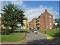 TQ4273 : Housing estate, Mottingham by Malc McDonald