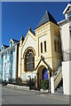 SN6196 : The English Chapel - Presbyterian Church of Wales Aberdyfi by Richard Hoare
